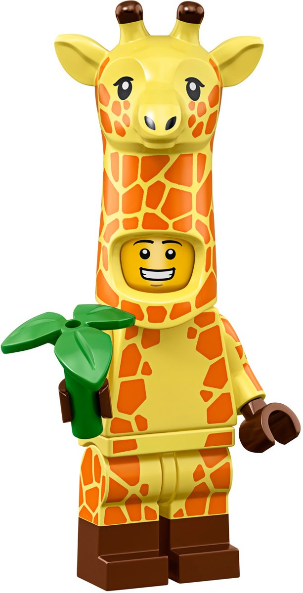 LEGO® Minifigures The lego movie 2 - Girafjongen  4/20 - 71023