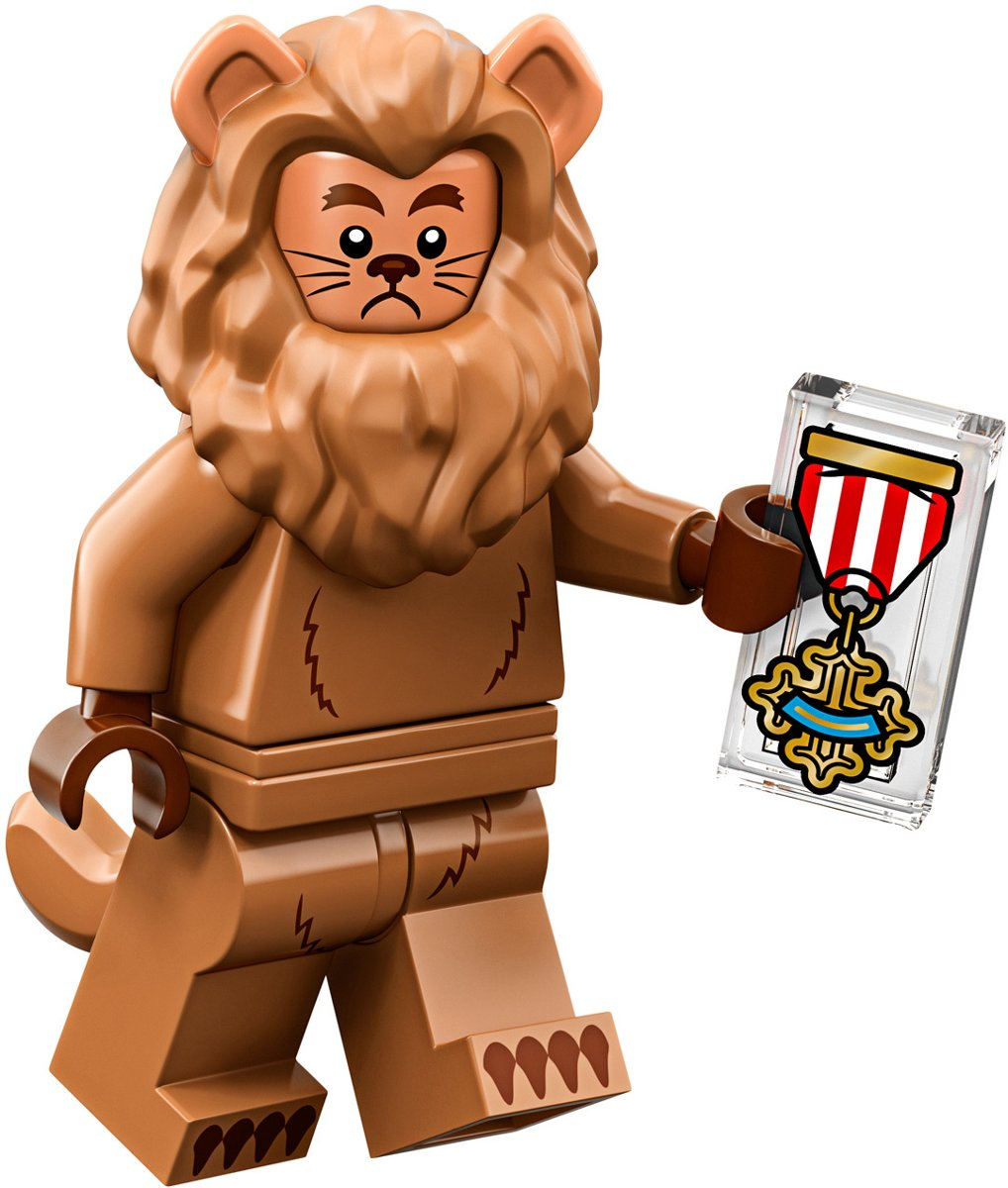 LEGO® Minifigures The lego movie 2 - Laffe Leeuw 17/20 - 71023