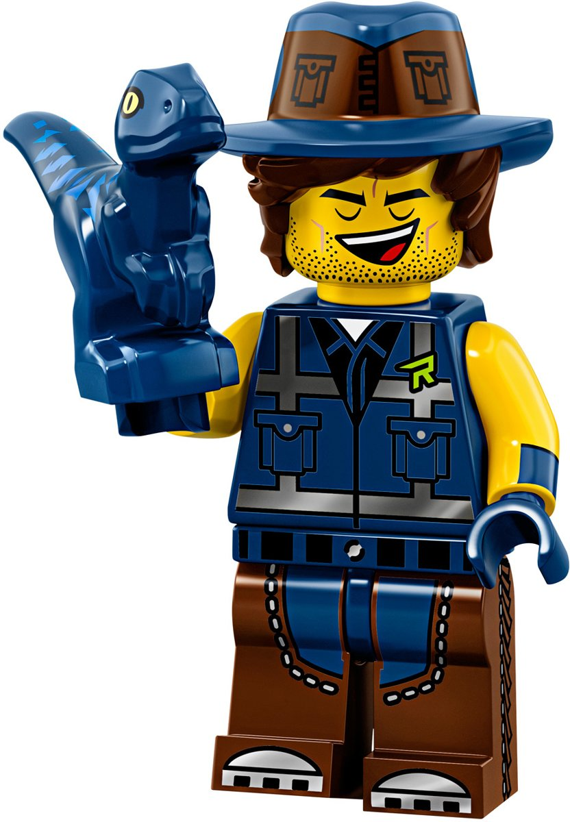 LEGO® Minifigures The lego movie 2 - Vetste Vriend Rex 14/20 - 71023