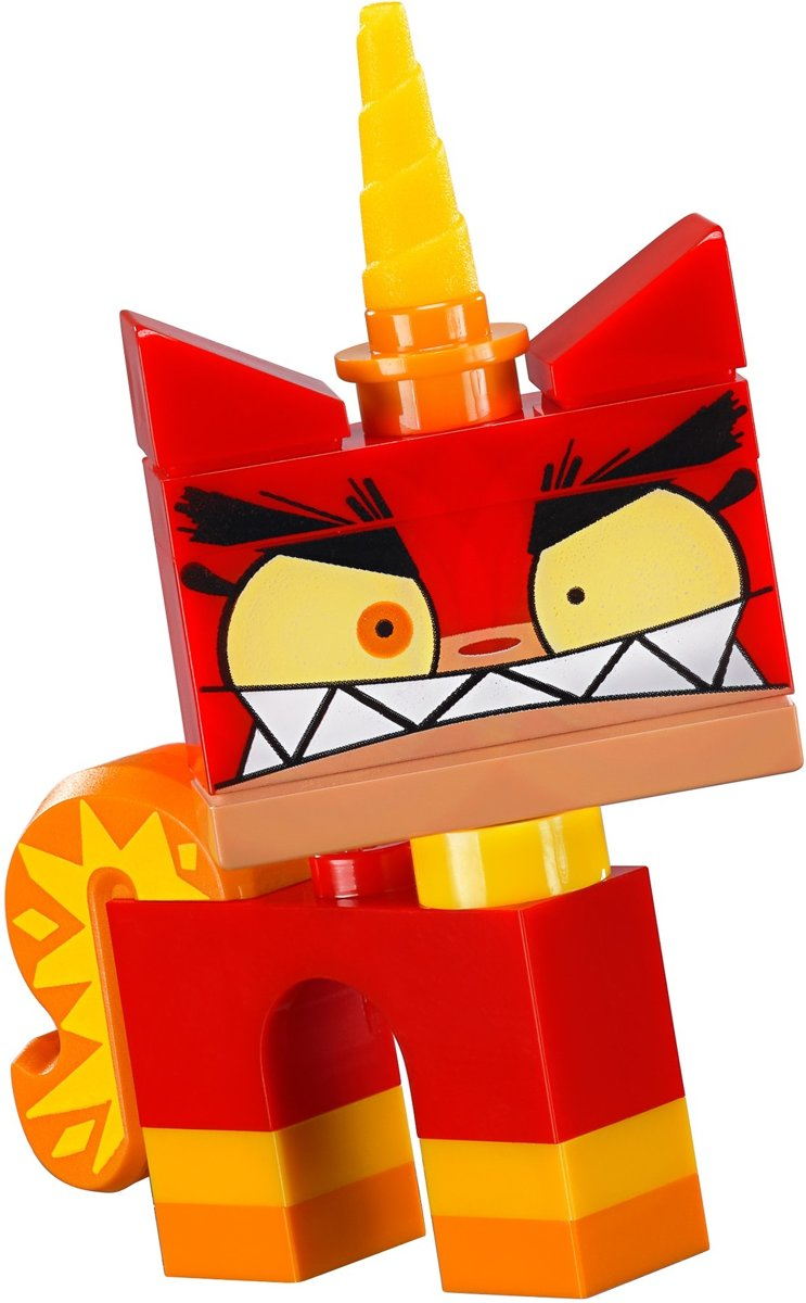 LEGO® Minifigures Unikitty Series - Angry Unikitty 2/12 - 41775