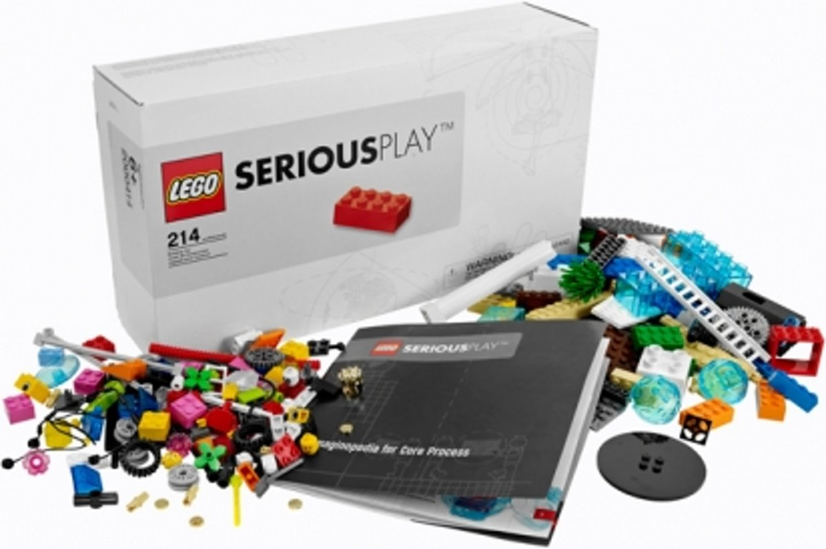LEGO 2000414 SERIOUS PLAY Starter Kit