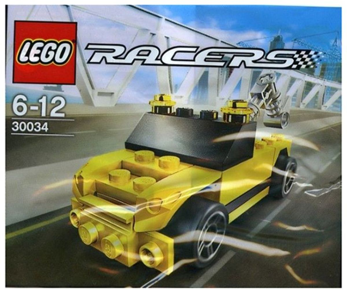 LEGO 30034 Racing Tow Truck (Polybag)