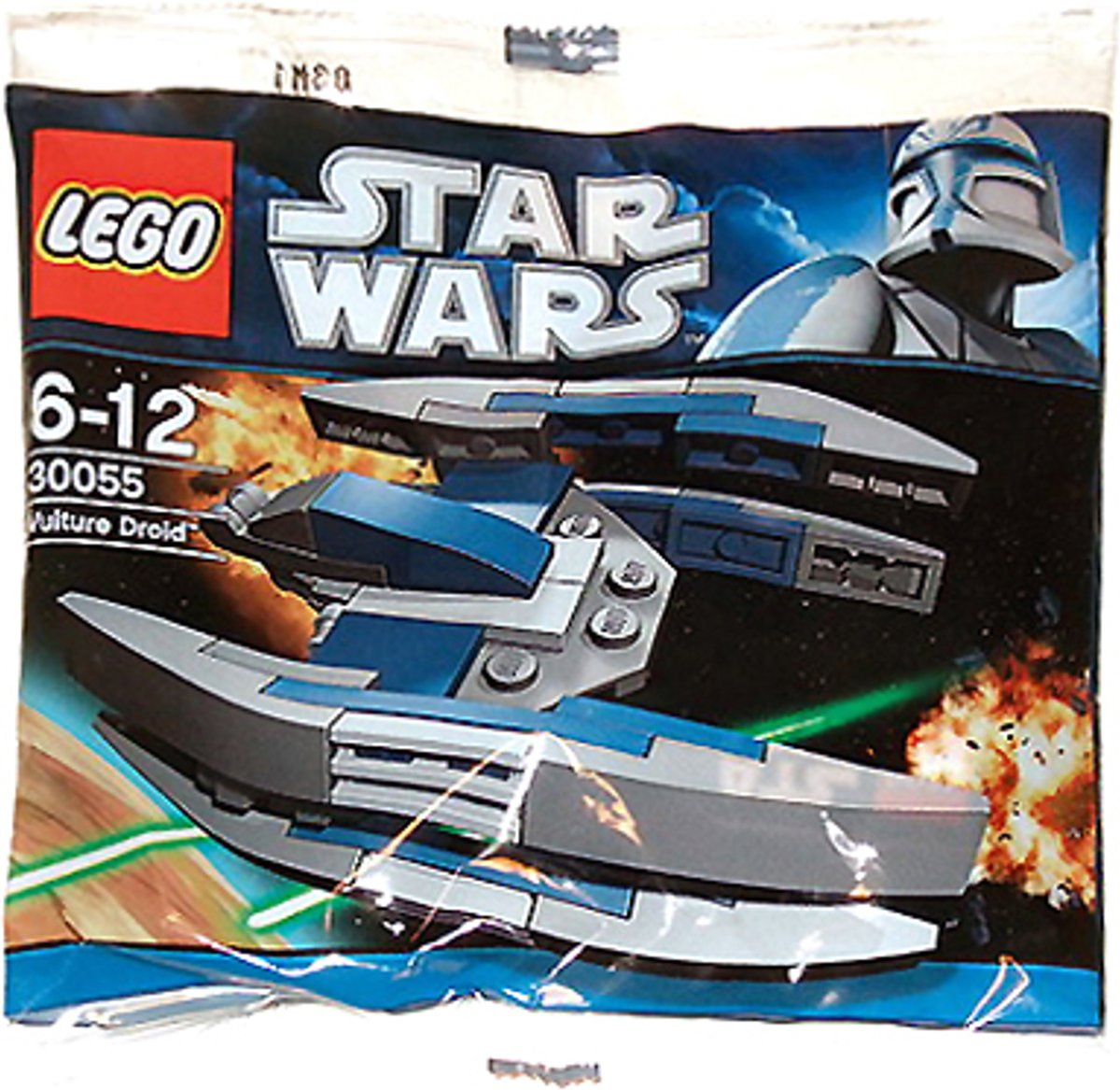 LEGO 30055 Vulture Droid (Polybag)