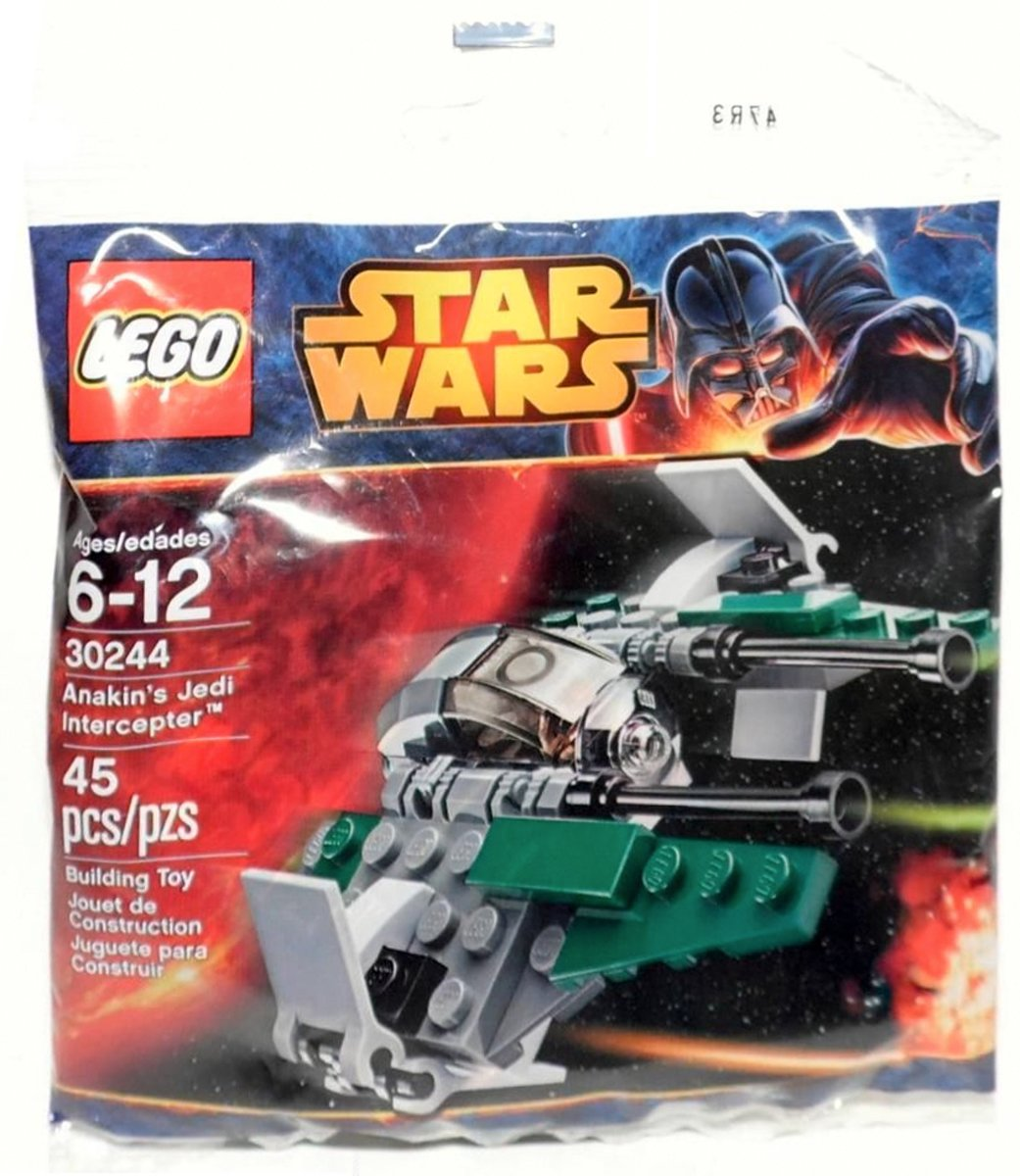 LEGO 30244 Anakins Jedi Intercepter (Polybag IB)