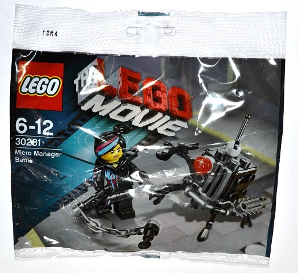 LEGO 30281 Micro Manager Battle polybag