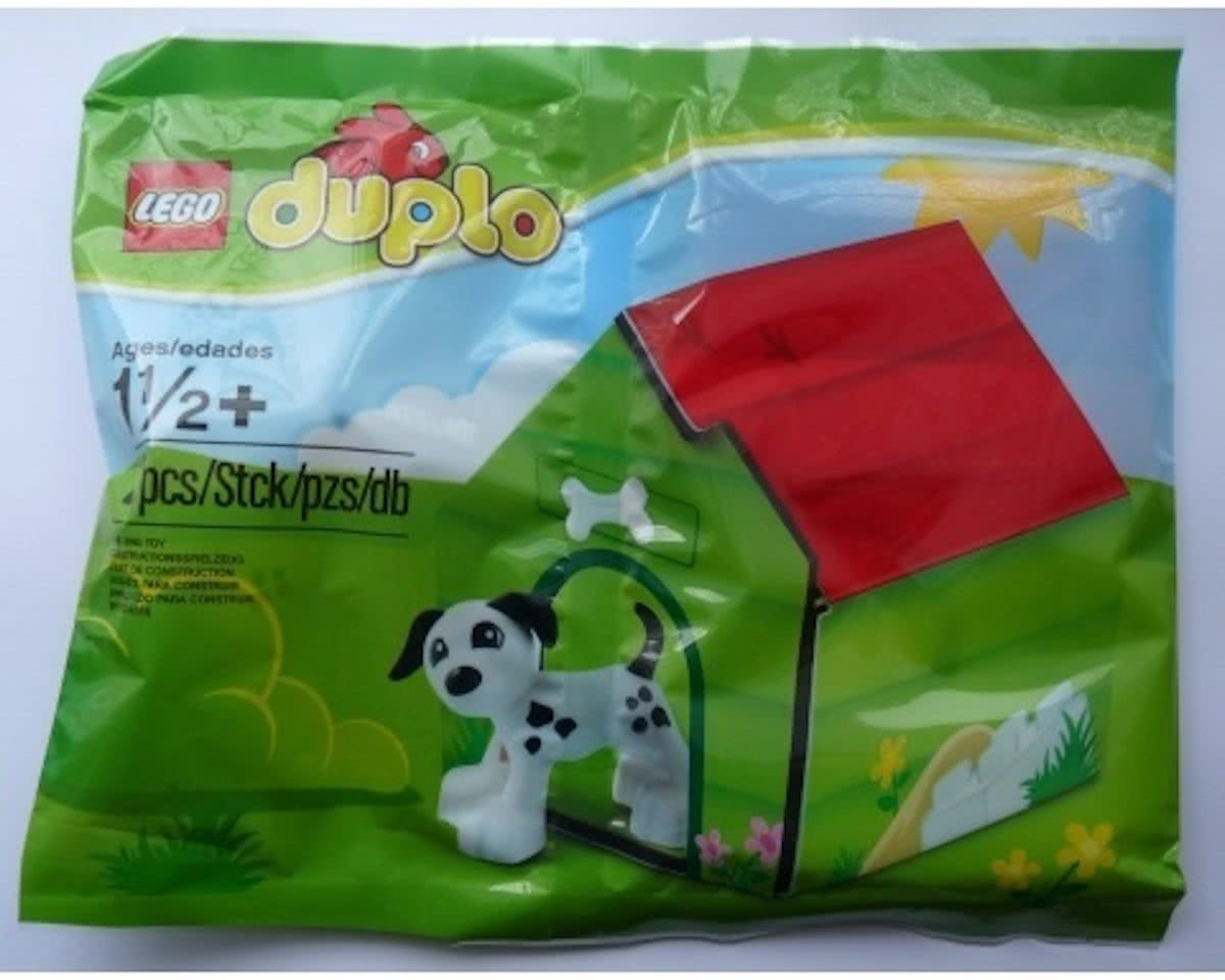 LEGO 5002121  Dog and Kennel polybag