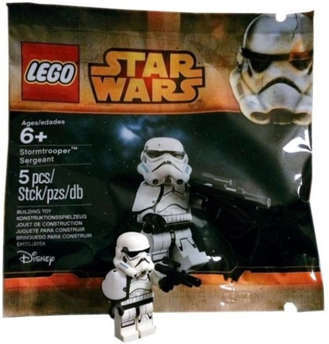 LEGO 5002938 Stormtrooper Sergeant (Polybag)