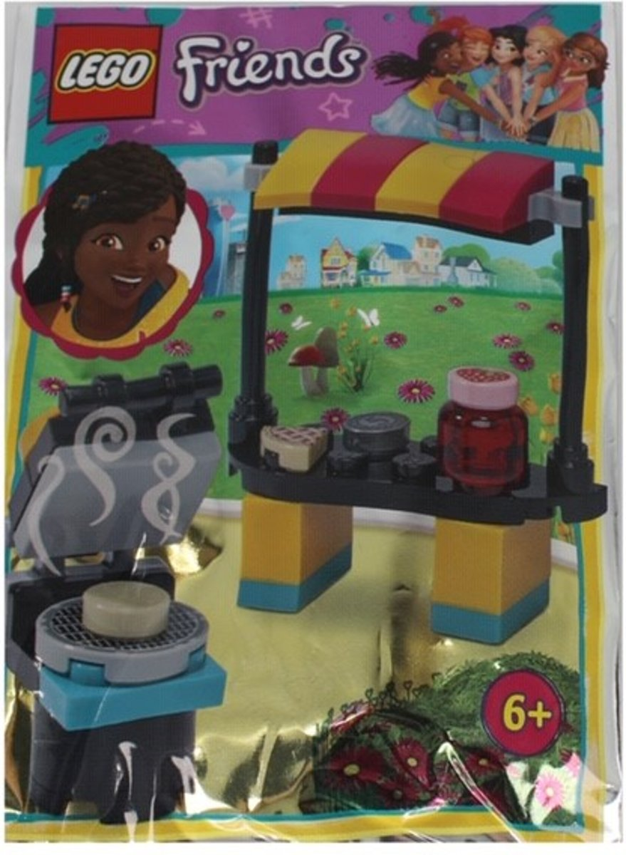 LEGO 561905 Friends Wafelkraam (Polybag)