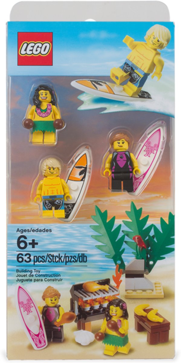 LEGO 850449 LEGO Minifigure Accessory Pack