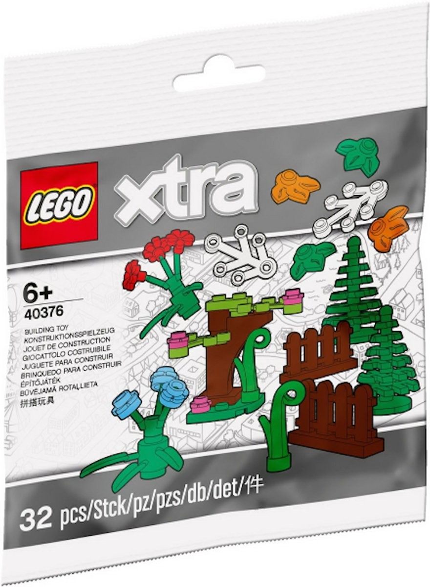 LEGO Botanical Accessories (40376)