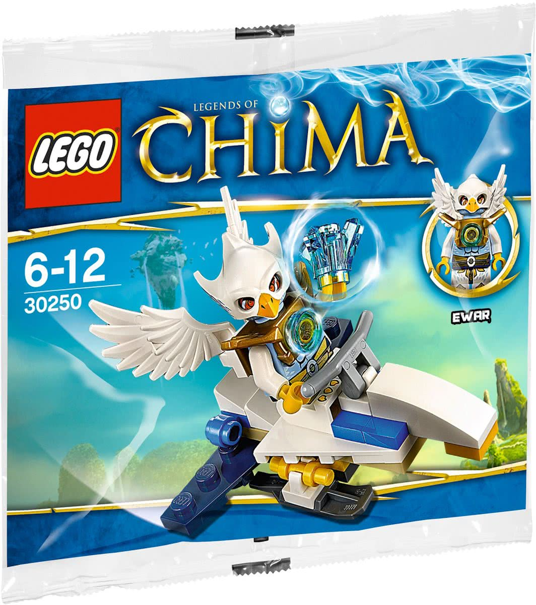 LEGO Chima Awars Acro Fighter - 30250