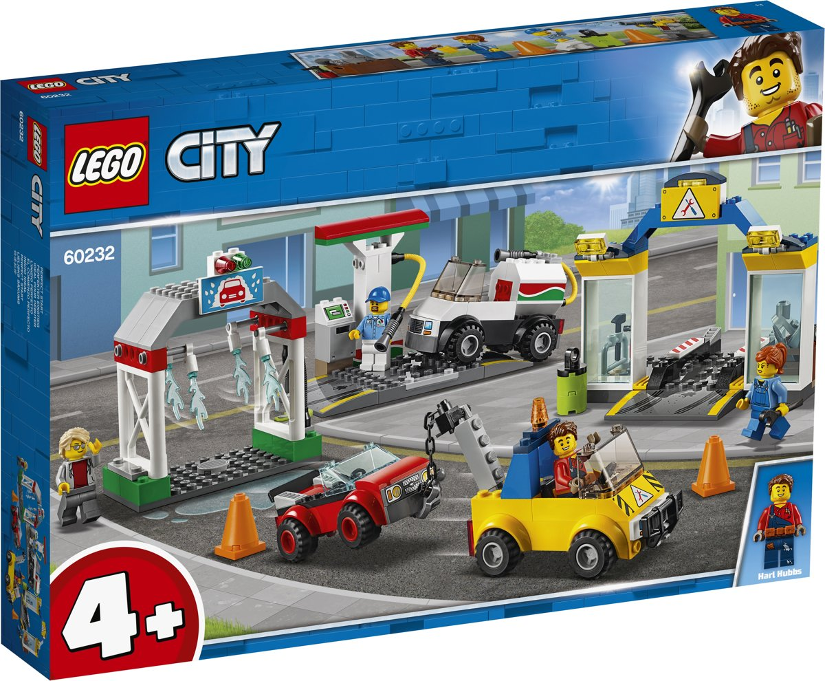 LEGO City 4+ Garage - 60232
