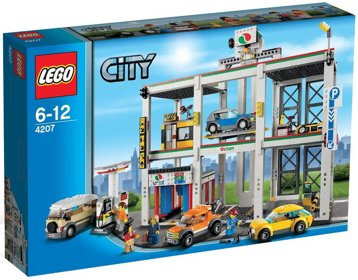LEGO City Garage - 4207