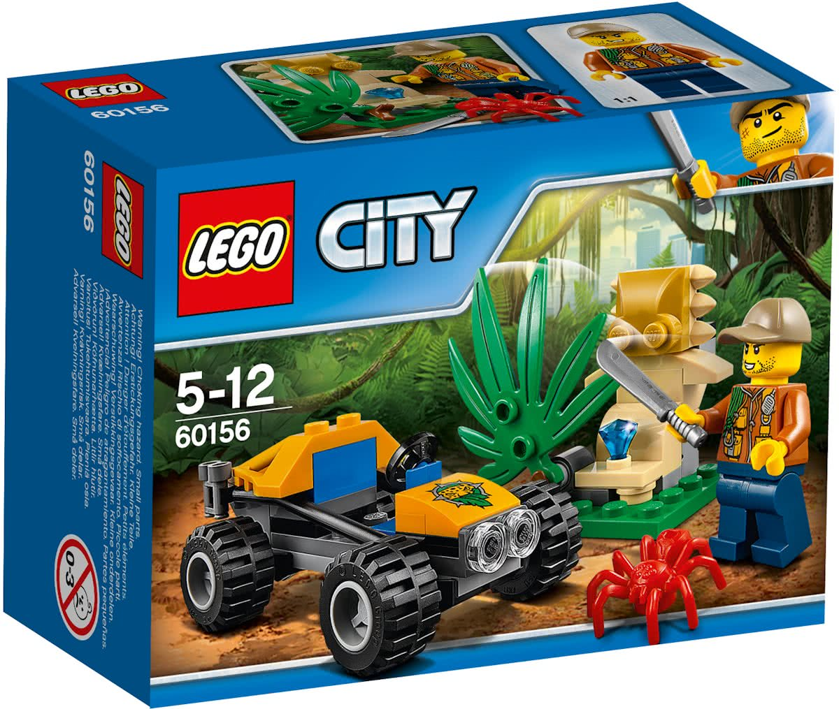 City Jungle Buggy - 60156
