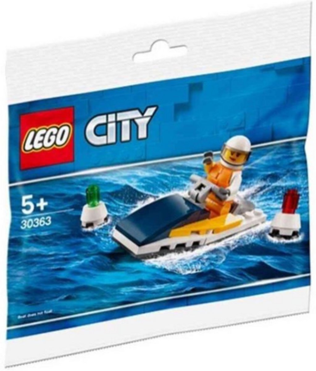 LEGO City Raceboot (polybag) - 30363