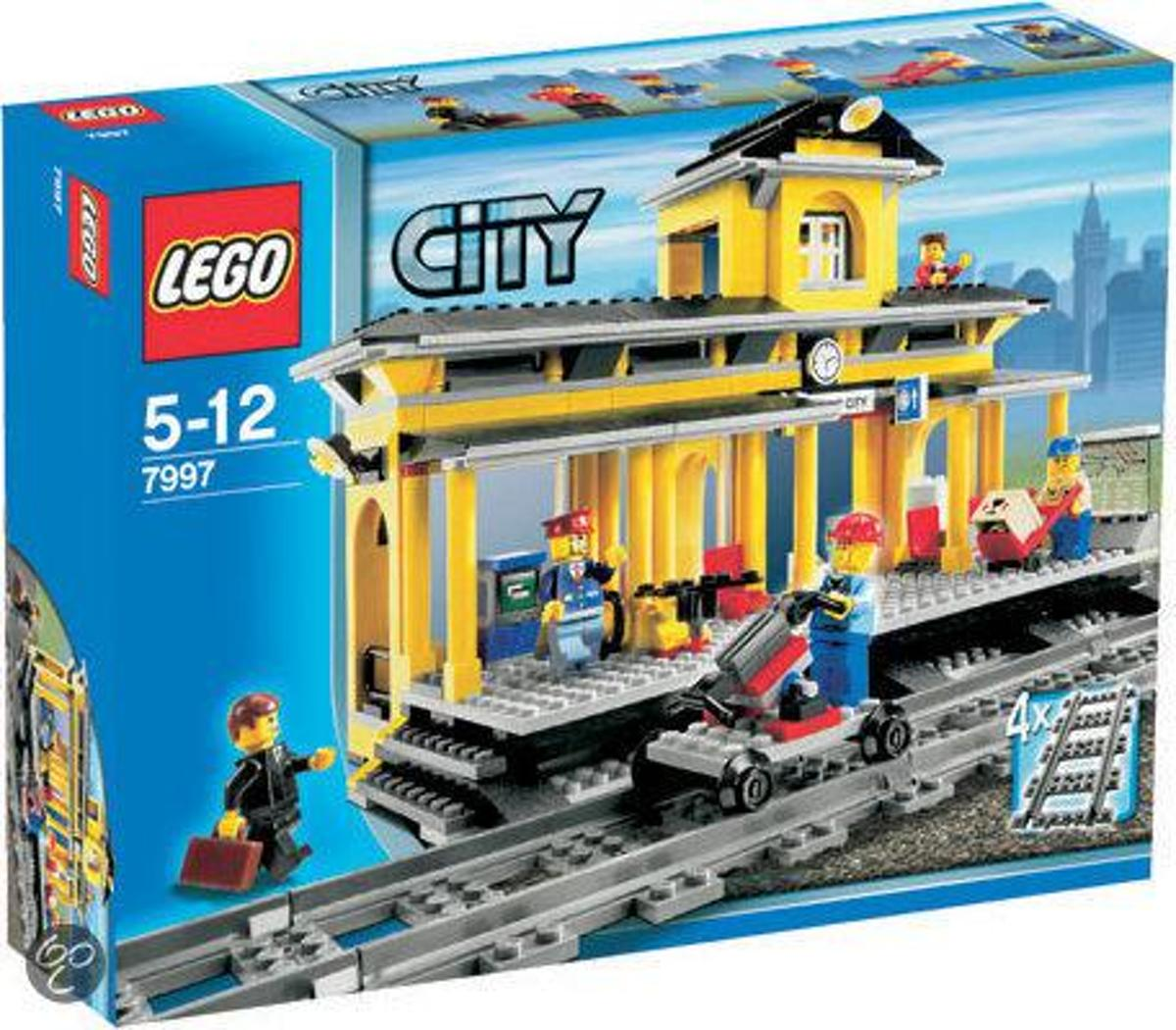 LEGO City Station 7997