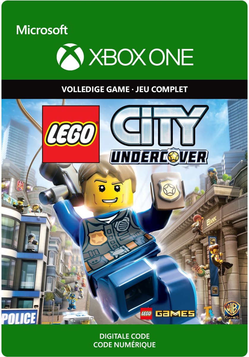 LEGO City Undercover - Xbox One Download