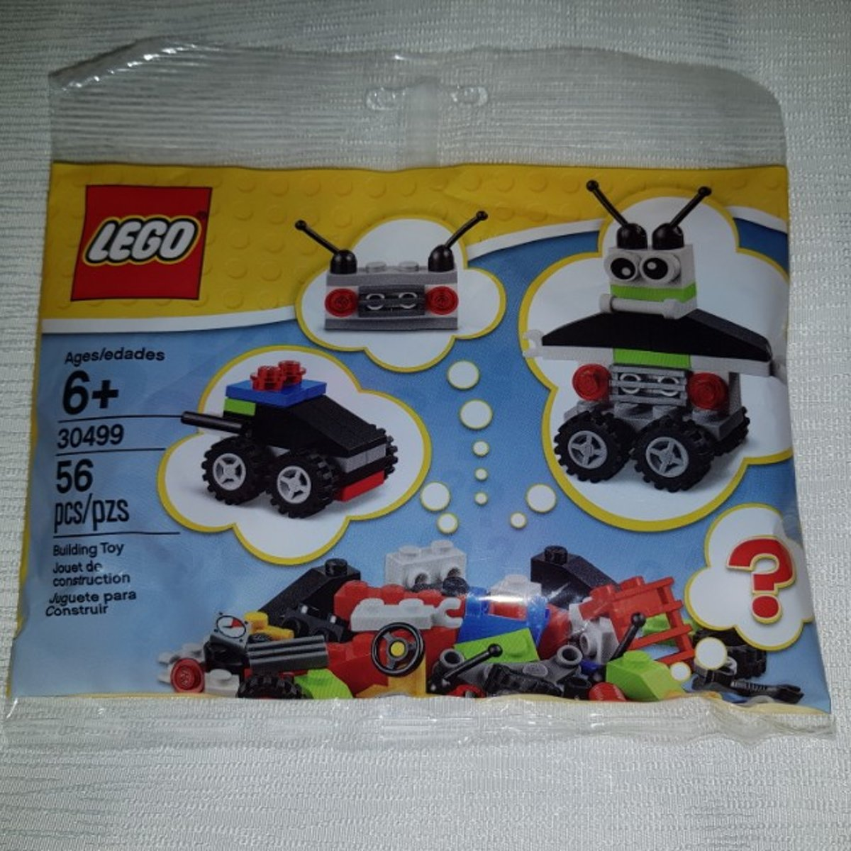 LEGO Creator 30499 Robot Builds (polybag)