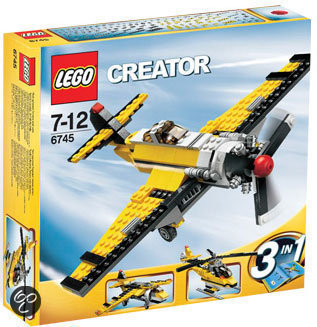 LEGO Creator Propeller Power - 6745