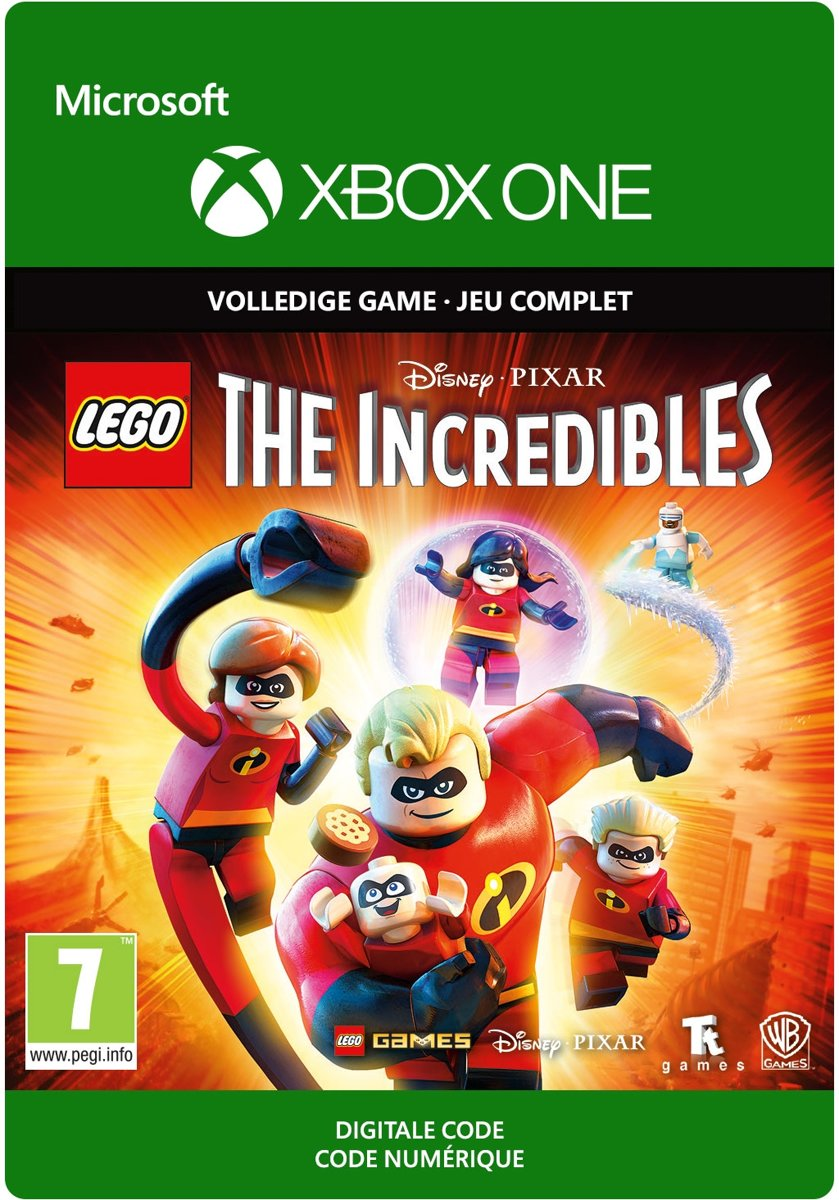 LEGO Disney Pixars: The Incredibles - Xbox One Download
