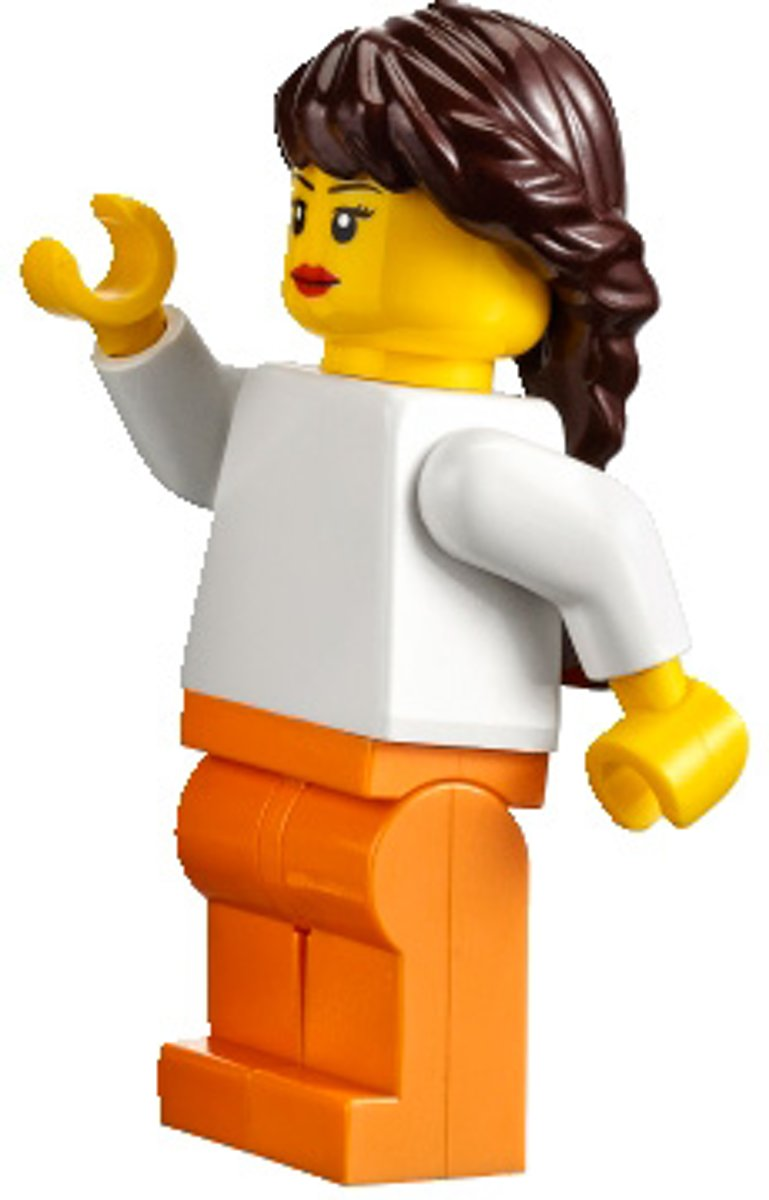 LEGO Education MIA Minifiguur