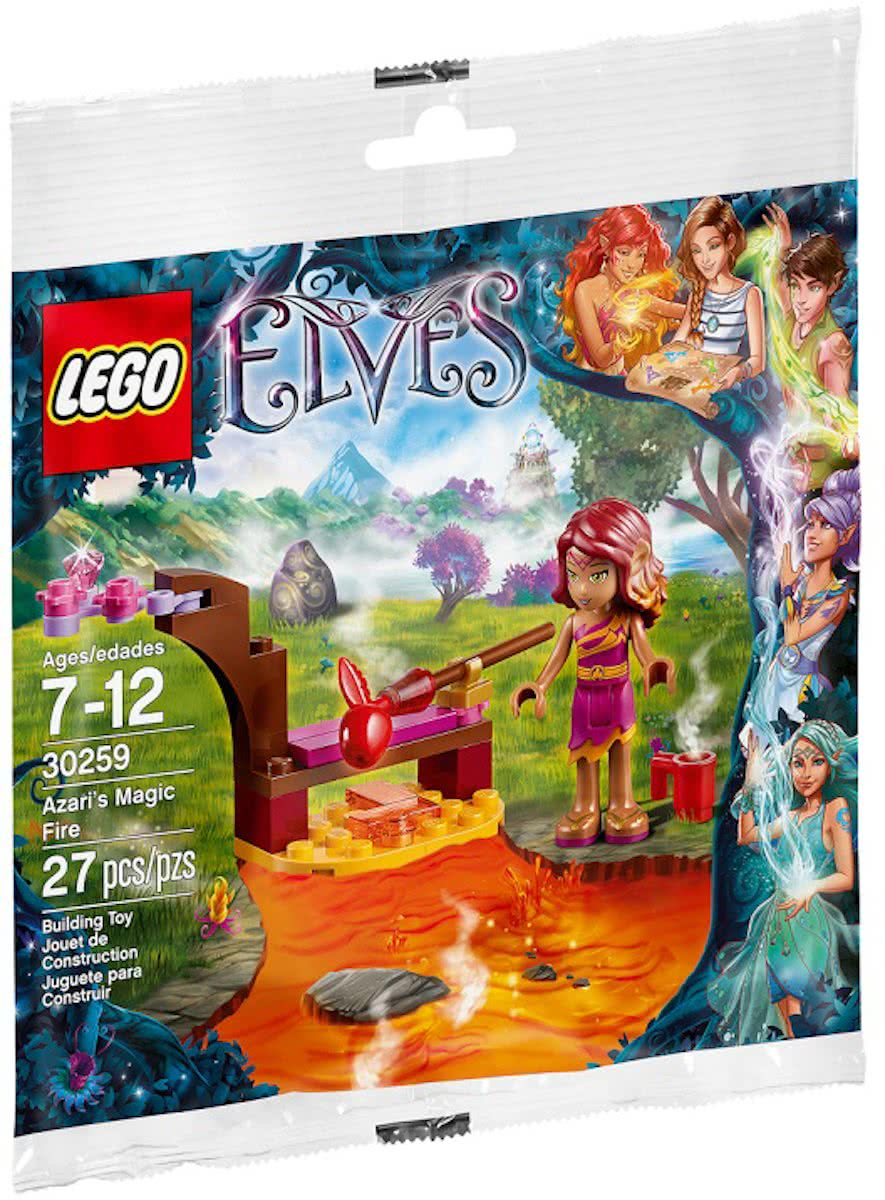 LEGO Elves Azaris Magic Fire - 30259
