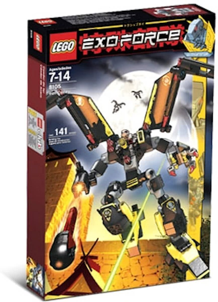 LEGO Exo-Force: Iron Condor - 8105