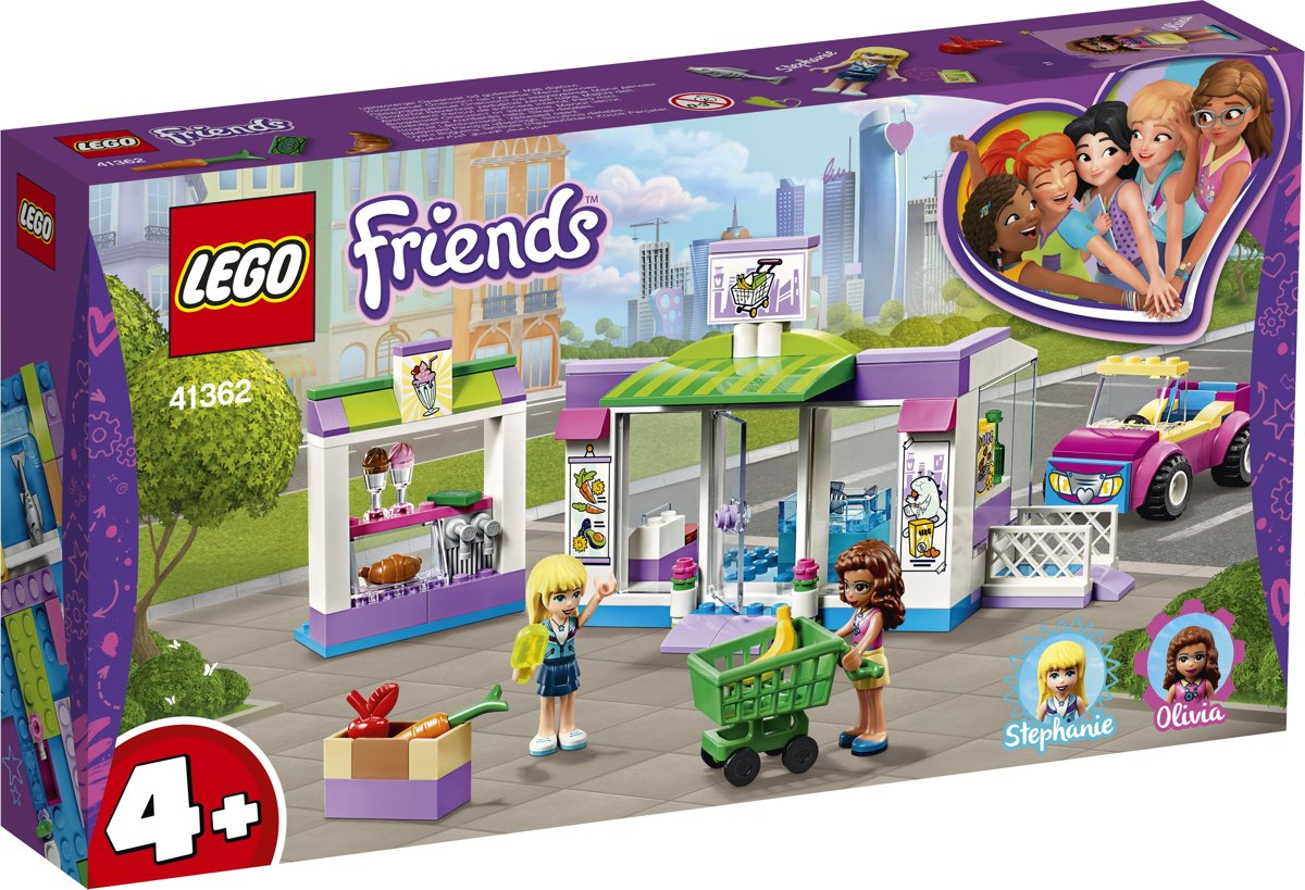 LEGO Friends 4+ Heartlake City Supermarkt - 41362