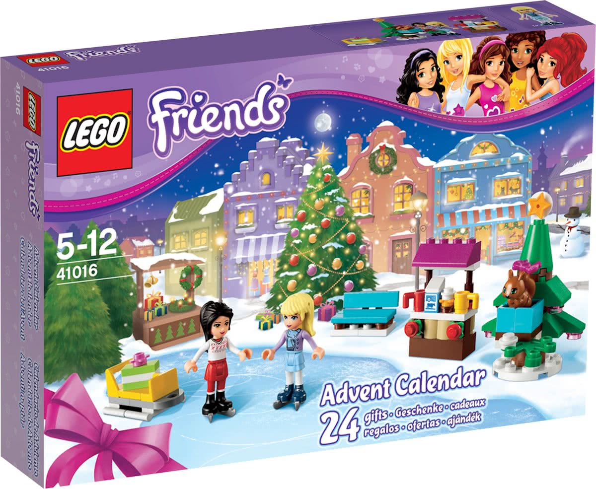 LEGO Friends Adventskalender - 41016