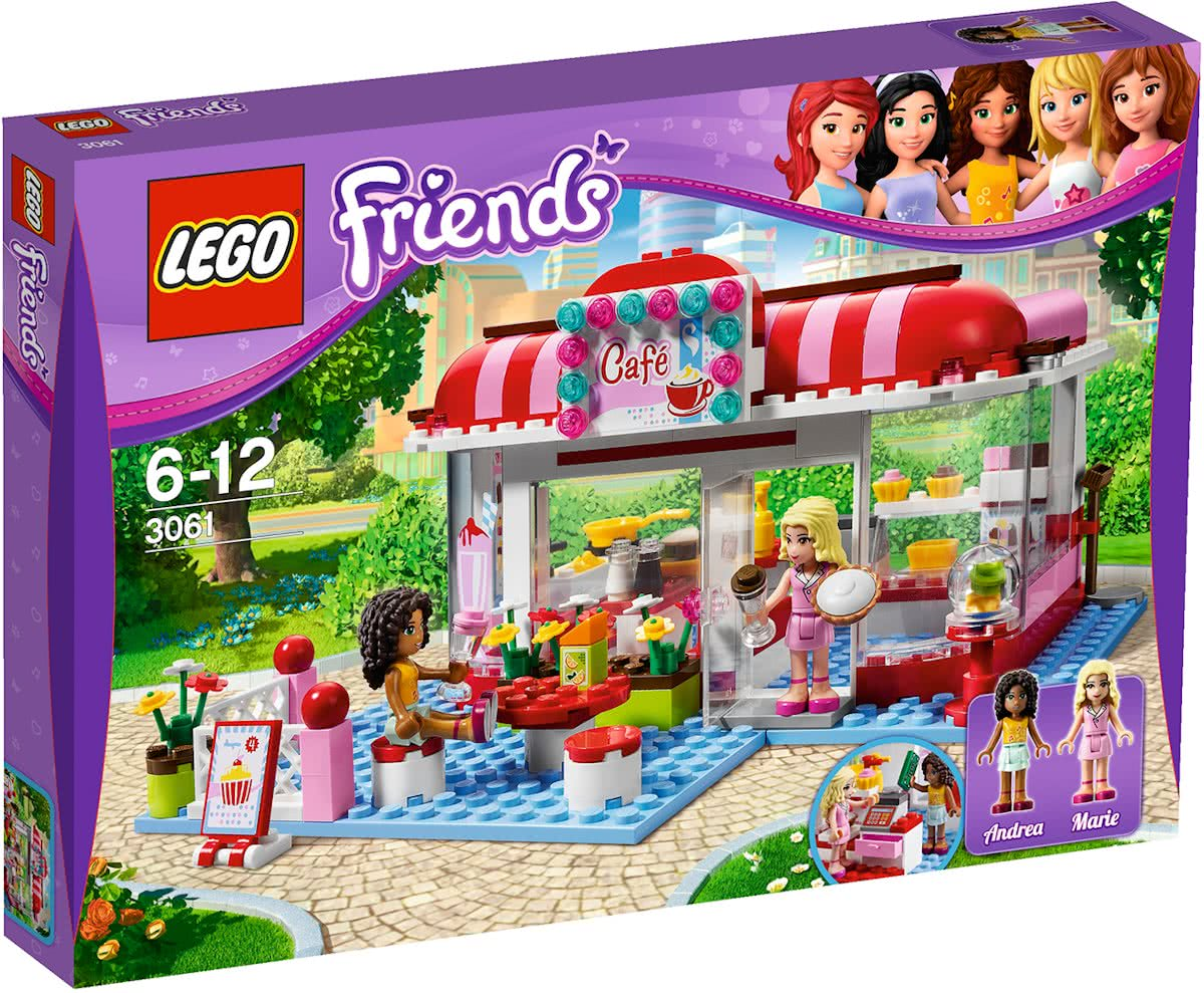 LEGO Friends City Park Café - 3061