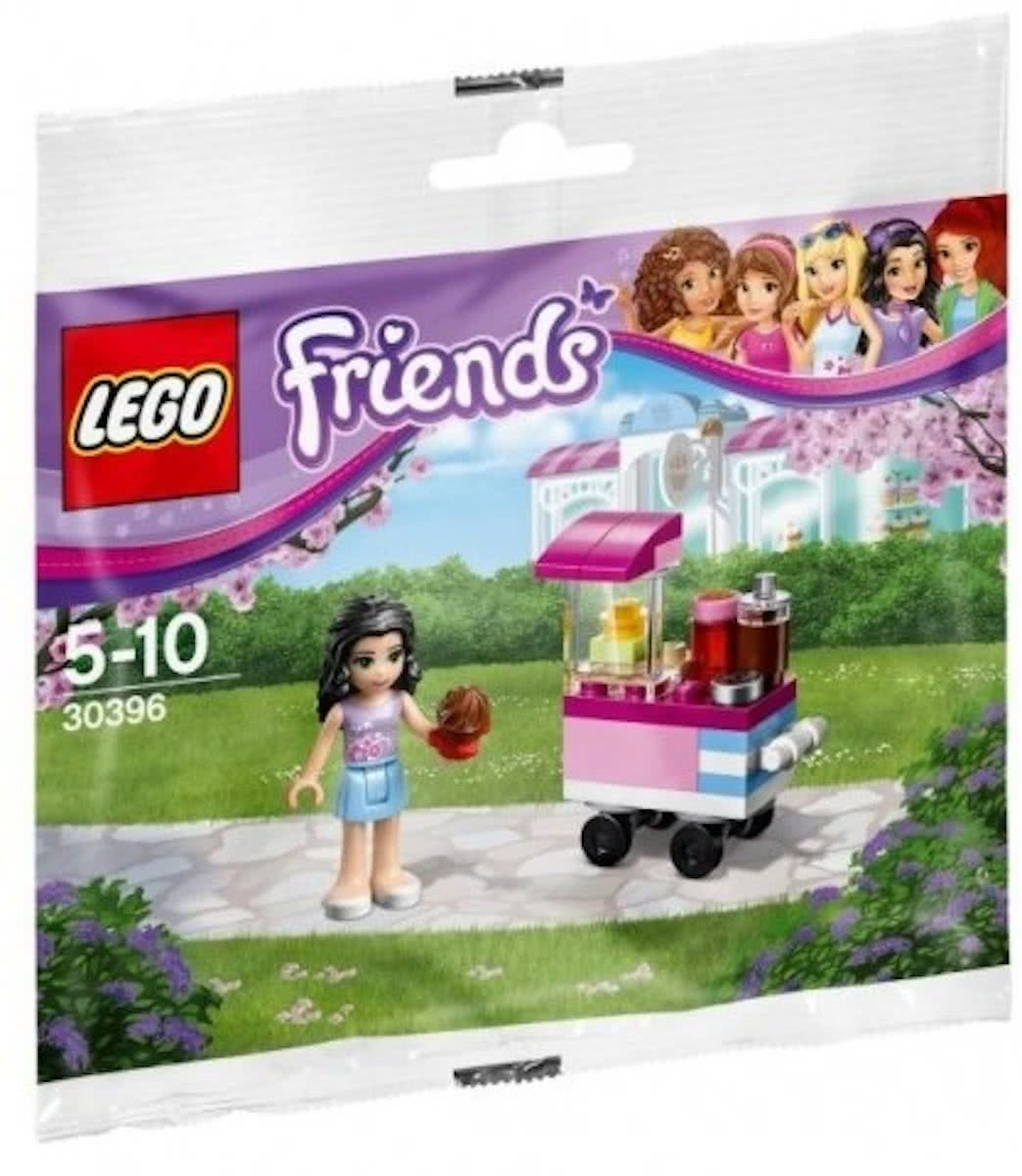 LEGO Friends Cupcake Kraam - 30396