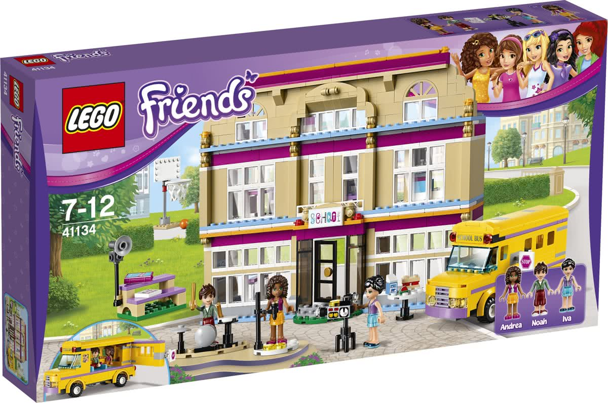 LEGO Friends Heartlake Theaterschool - 41134