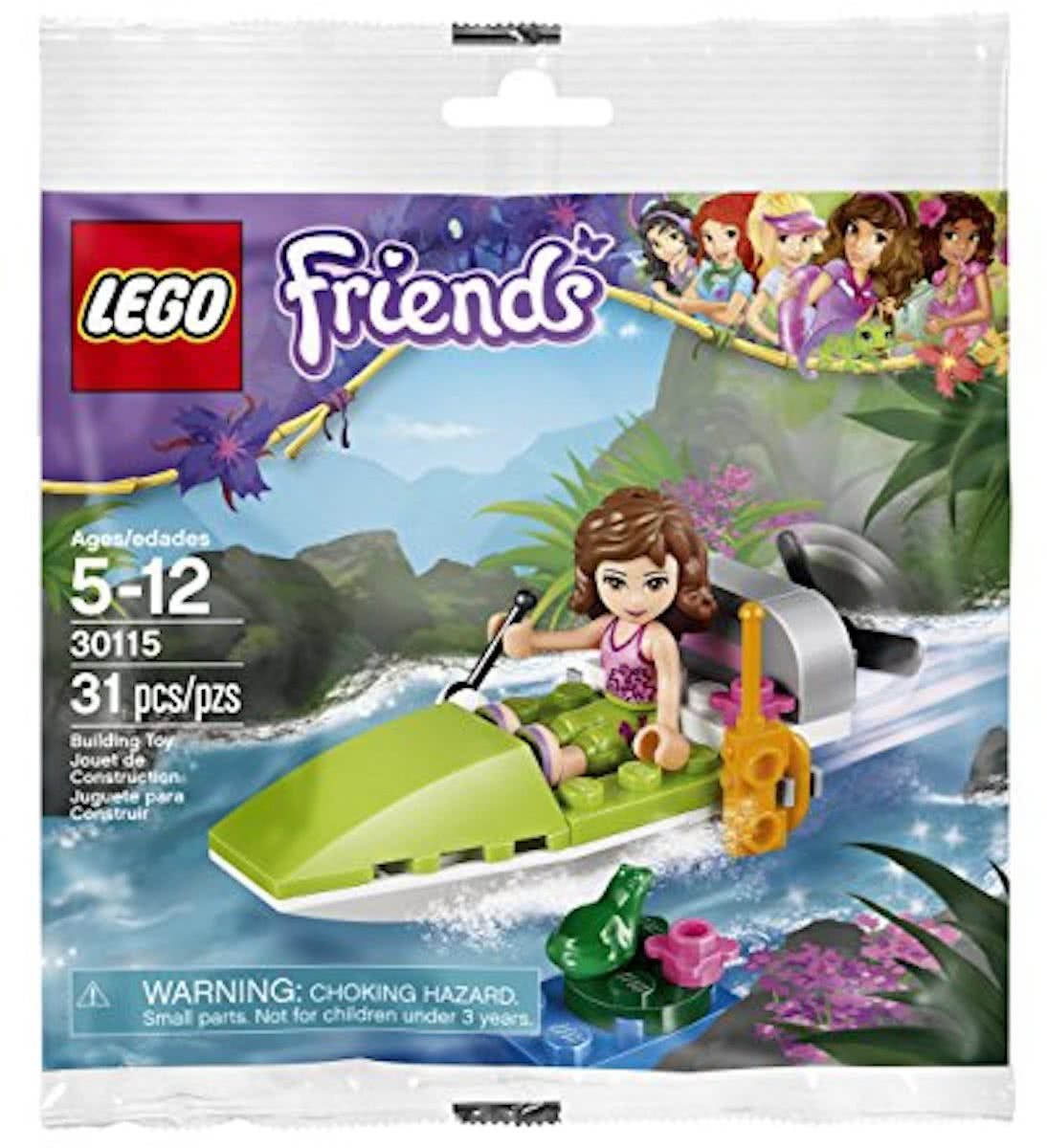 LEGO Friends Jungle Boot - 30115