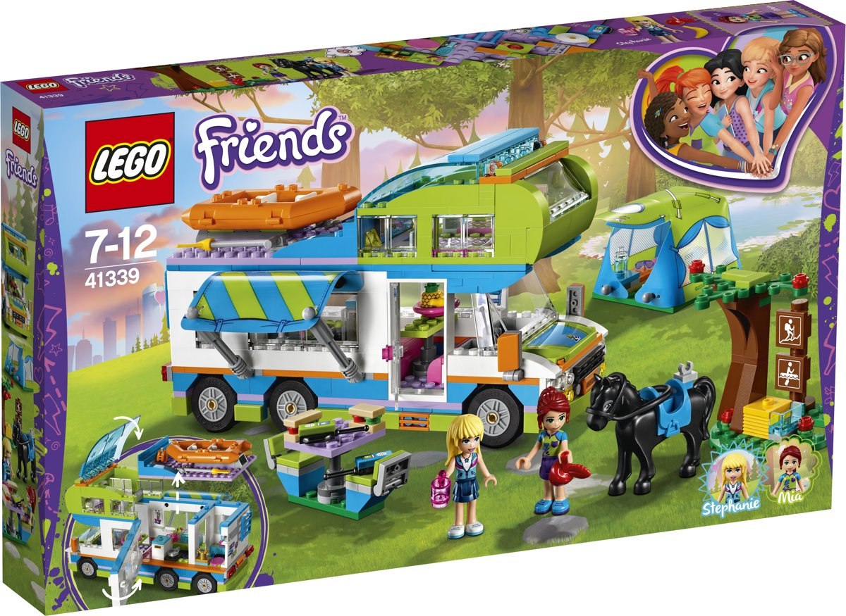 41339 LEGO Friends Mias Camper