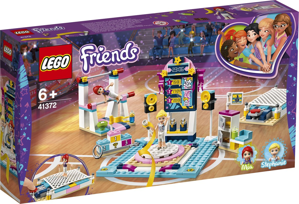 LEGO Friends Stephanies Turnshow - 41372