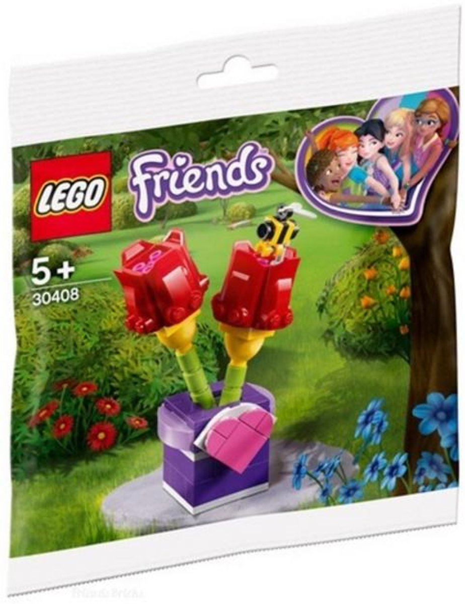 LEGO Friends Tulpen (polybag) - 30408