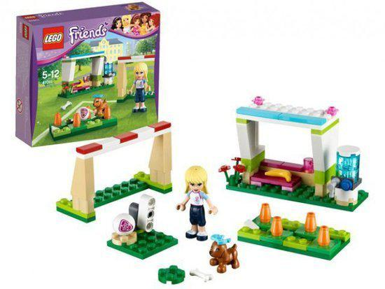 LEGO Friends Voetbaltraining - 41011