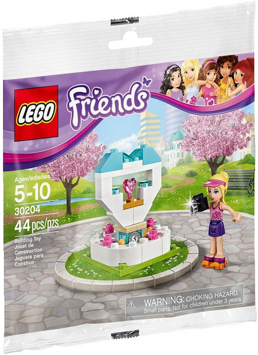LEGO Friends Wensfontijn - 30204
