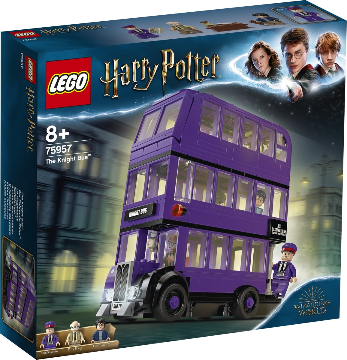 LEGO Harry Potter De Collectebus - 75957