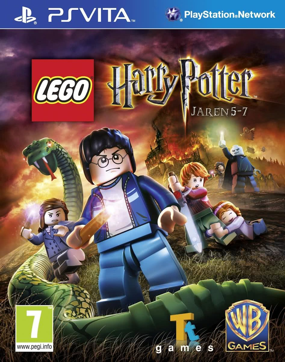 LEGO: Harry Potter Jaren 5-7 - PS Vita