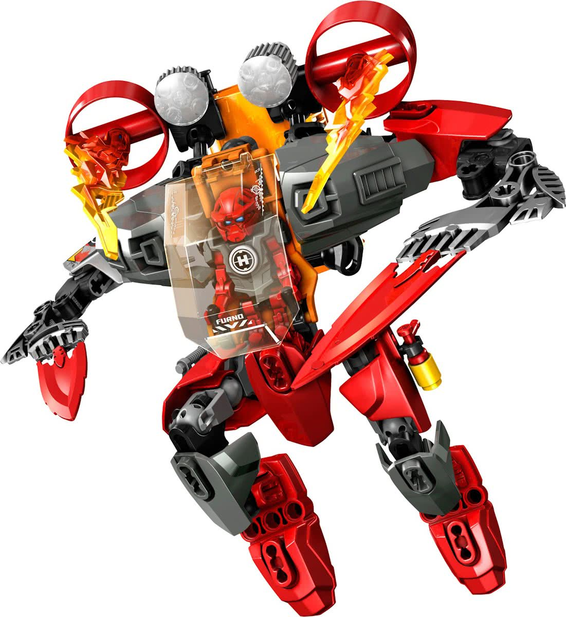 LEGO Hero Factory FURNO Jet Machine - 44018