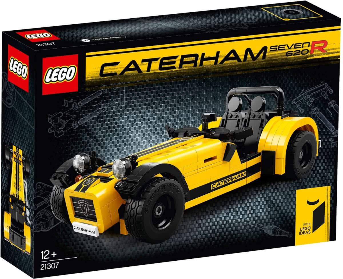 LEGO Ideas Caterham Seven 620R - 21307