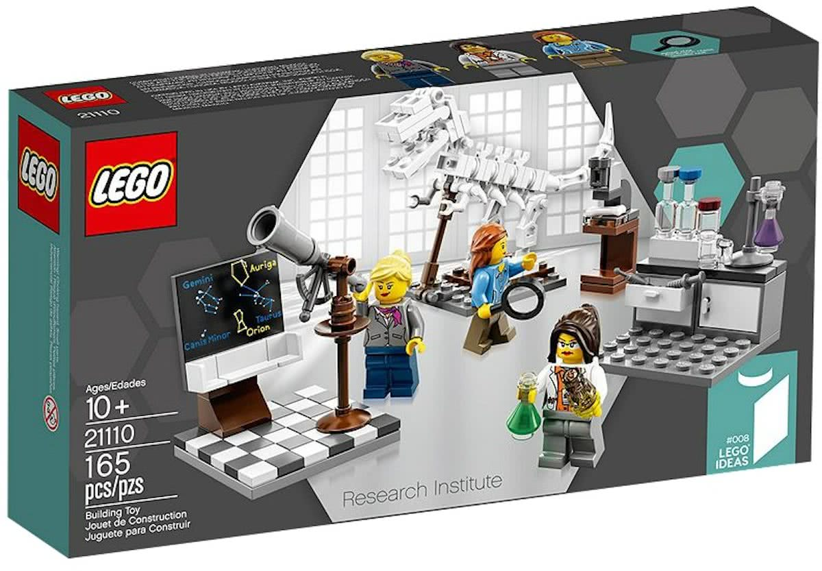 LEGO Ideas Research Institute - 21110
