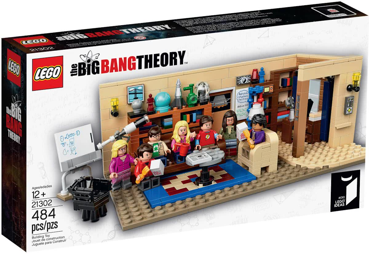 LEGO Ideas The Big Bang Theory - 21302