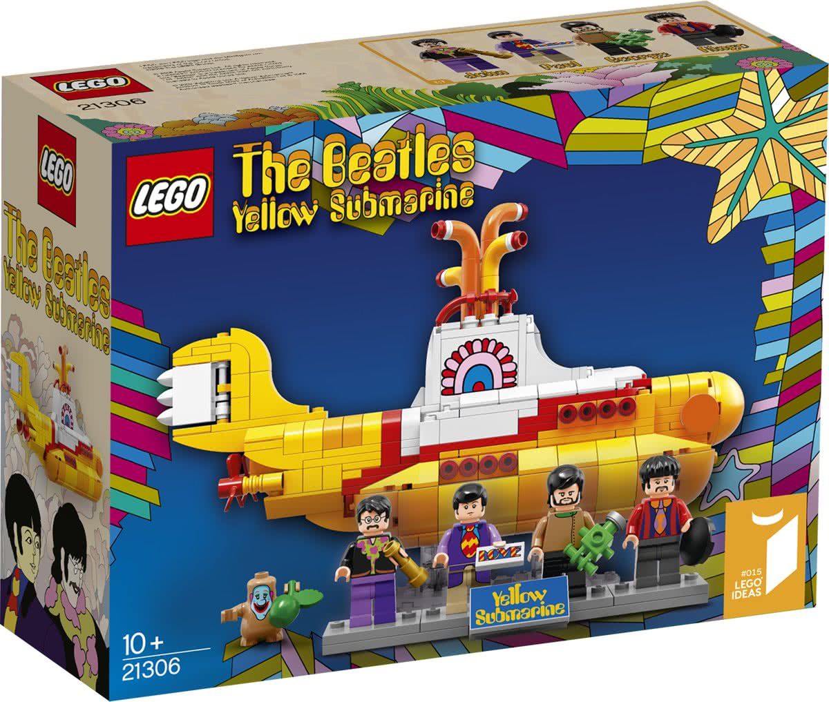 LEGO Ideas Yellow Submarine - 21306