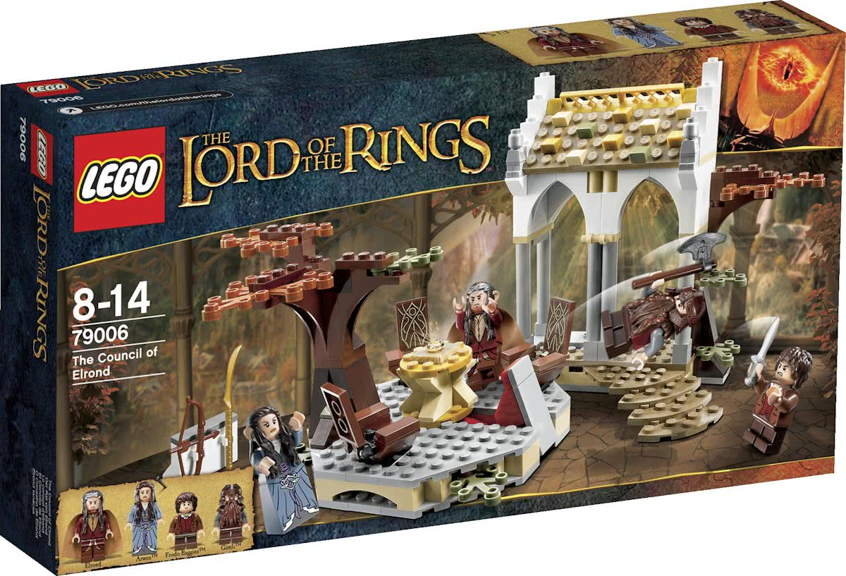 LEGO Lord of the Rings De Raad van Elrond - 79006