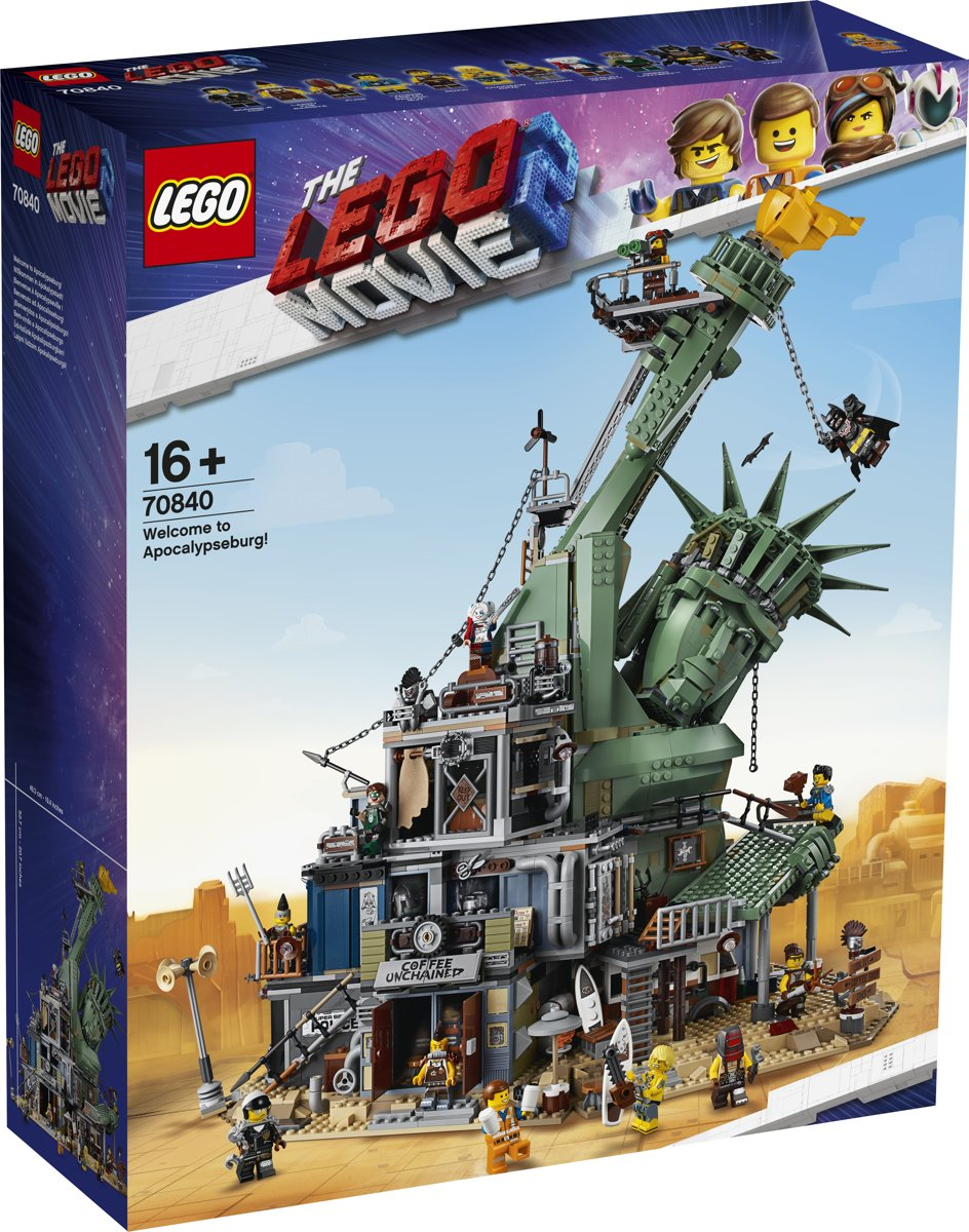 LEGO MOVIE 2 Welkom in Apocalypsstad! - 70840