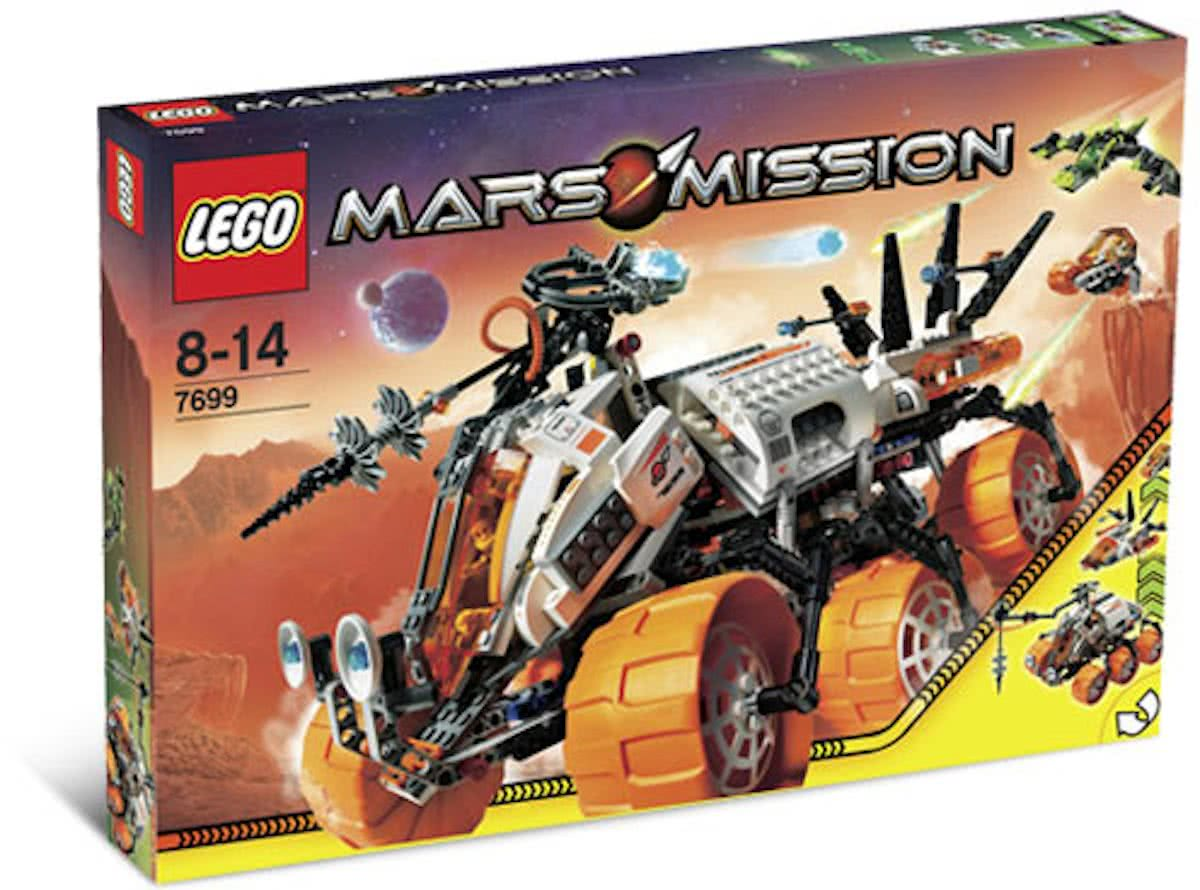 LEGO Mars Mission 101 Armored Drill - 7699