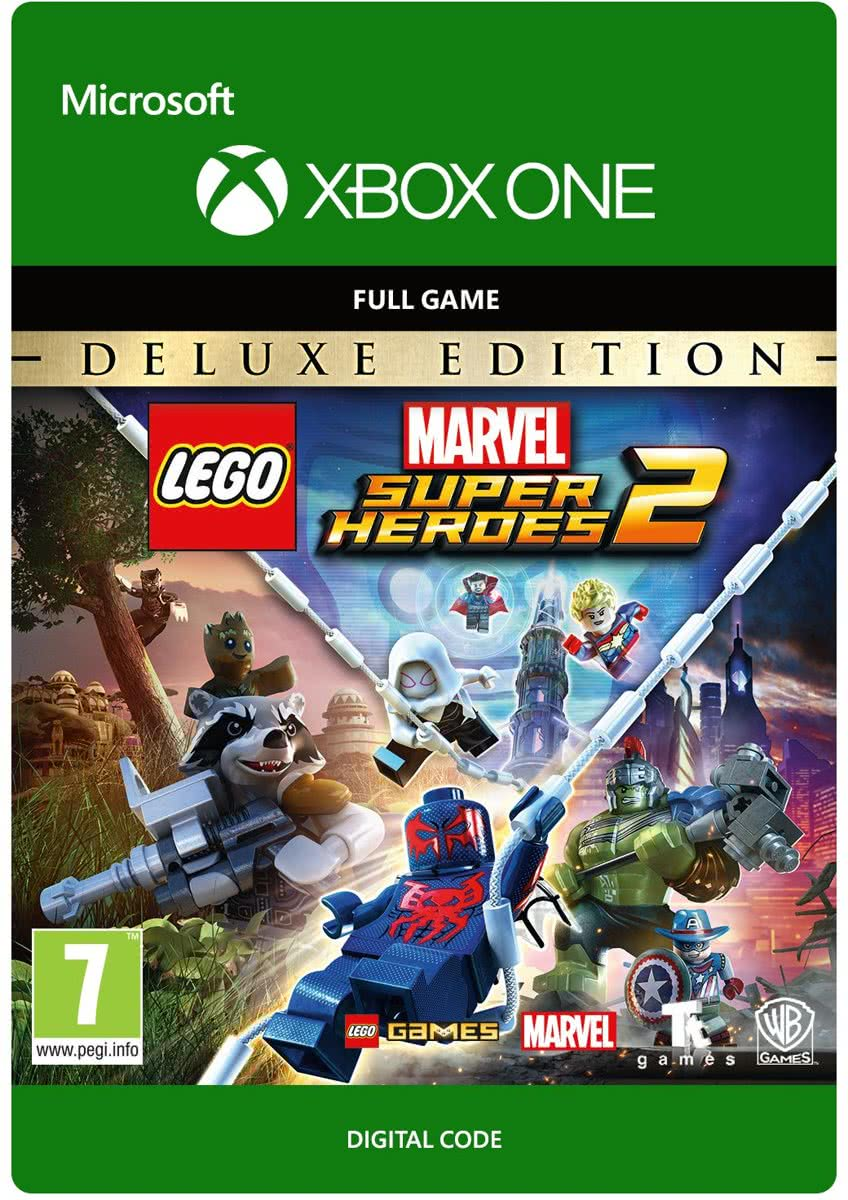 LEGO Marvel Super Heroes 2 - Deluxe Edition - Xbox One Download