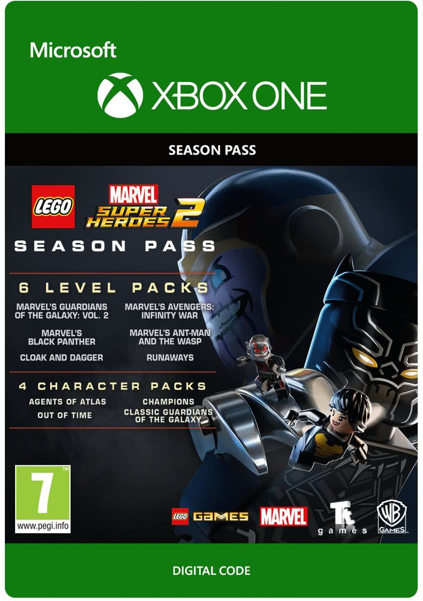 LEGO Marvel Super Heroes 2 - Season Pass - Xbox One